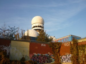 Teuflsberg main building